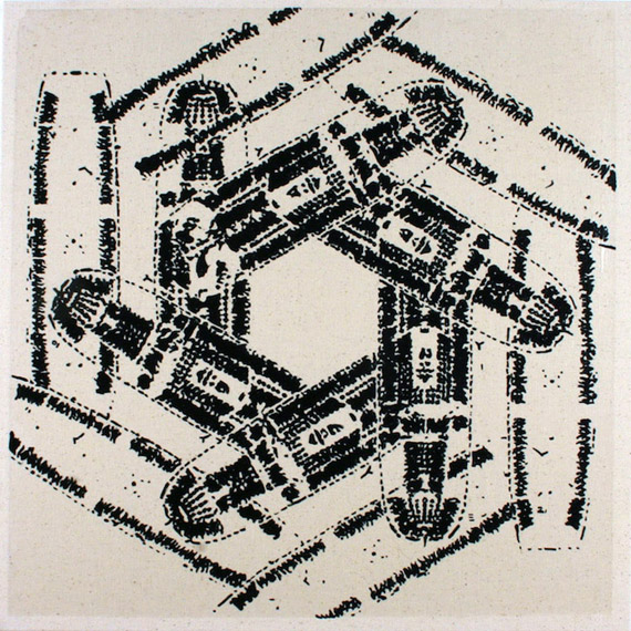 Untitled (Hexagon)